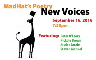 MadHat's Poetry: New Voices