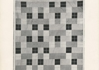 BMC Bulletin 5 Designed by Anni Albers