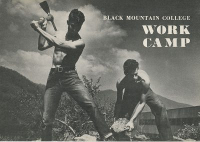 BMC Work Camp dossier, 1944