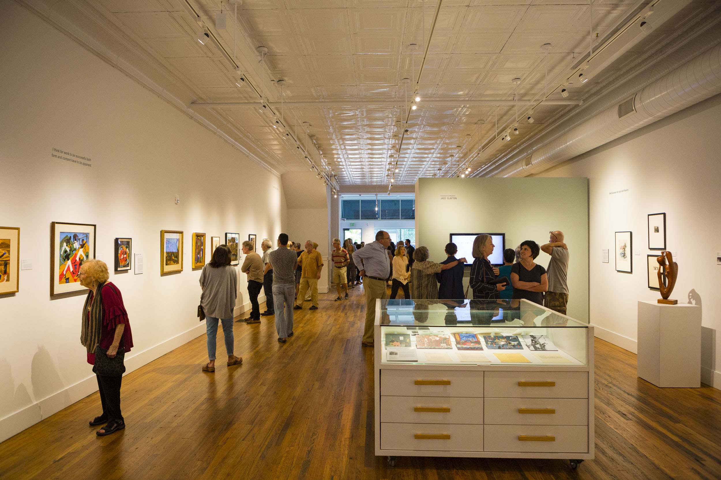 About the Museum - Black Mountain College Museum + Arts Center