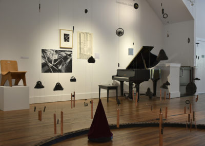 Materials, Sounds + Black Mountain College