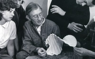 JOSEF ALBERS'S COLOR AND DESIGN WORKSHOP