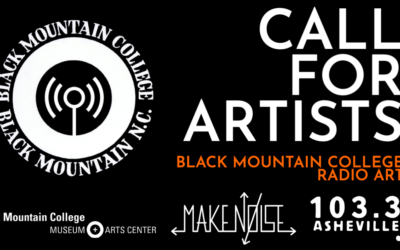 CALL FOR ARTISTS: BLACK MOUNTAIN COLLEGE RADIO ART