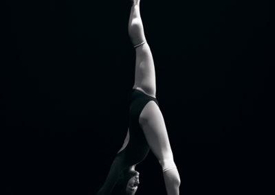 Sara VanDerBeek, Baltimore Dancers 1, 2012. Digital c-print. Courtesy of the artist and Metro Pictures, New York.