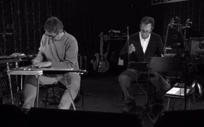 PERFORMANCE: DUET FOR THEREMIN AND LAP STEEL