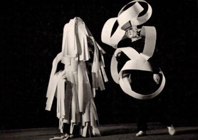 "Helen M. Post, ""Xanti Schawinsky's Spectodrama,"" 1936-1937. Collection of Michael Reid."