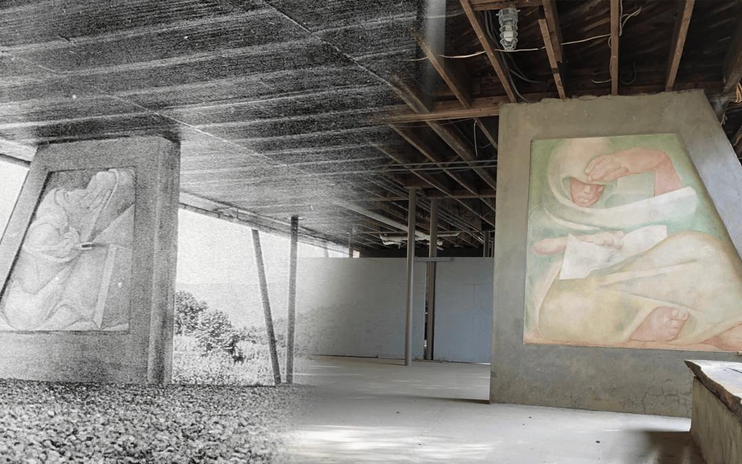 Jean Charlot Fresco Conservation