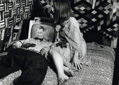 Stan VanDerBeek, BreathDeath (film still), 1967. Courtesy of the Stan VanDerBeek Archive.
