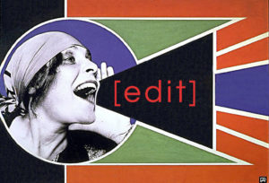 Call to edit graphic by Valerie Gnaedig