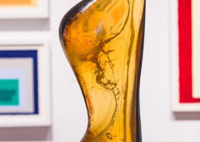 "Leo Amino, ""Transfigured,"" 1950. Resin with mixed materials. The Johnson Collection, Spartanburg, South Carolina."