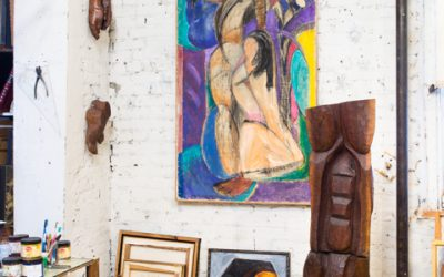 ARTIST + CURATOR TALK